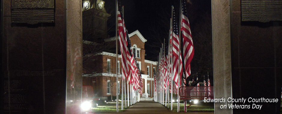 Courthouse_Nightflags