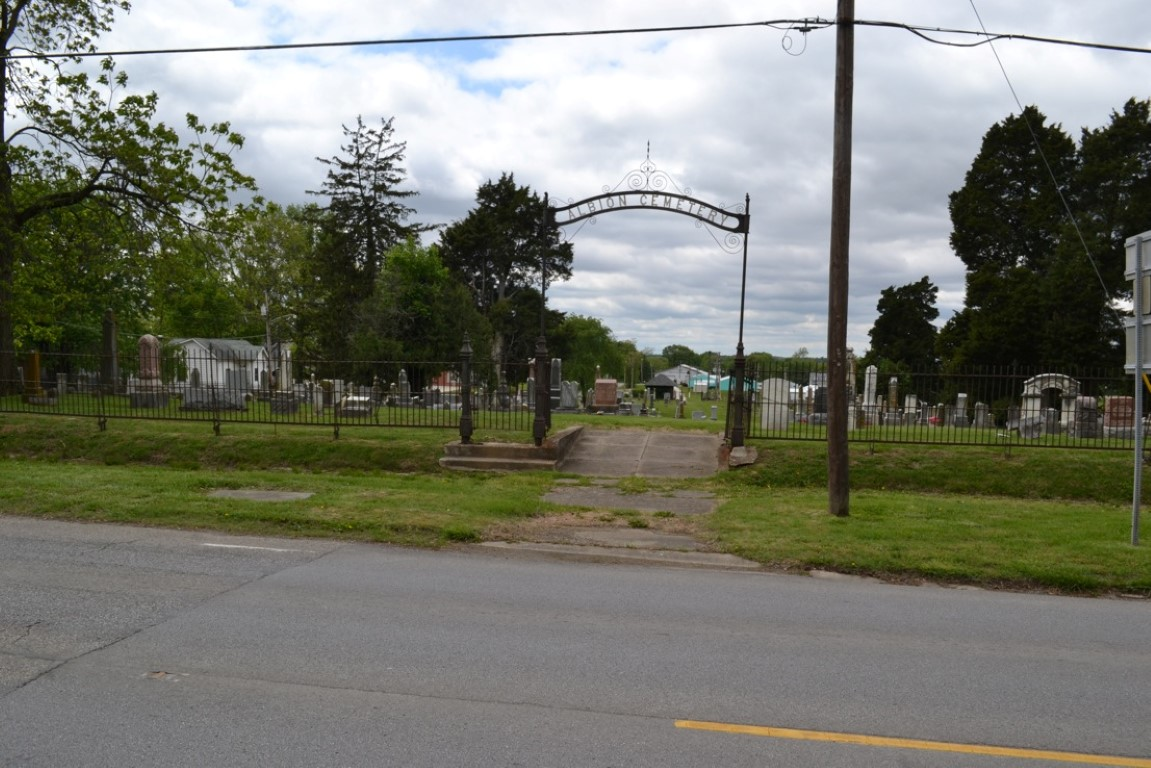Old Albion Cemetery (Medium)