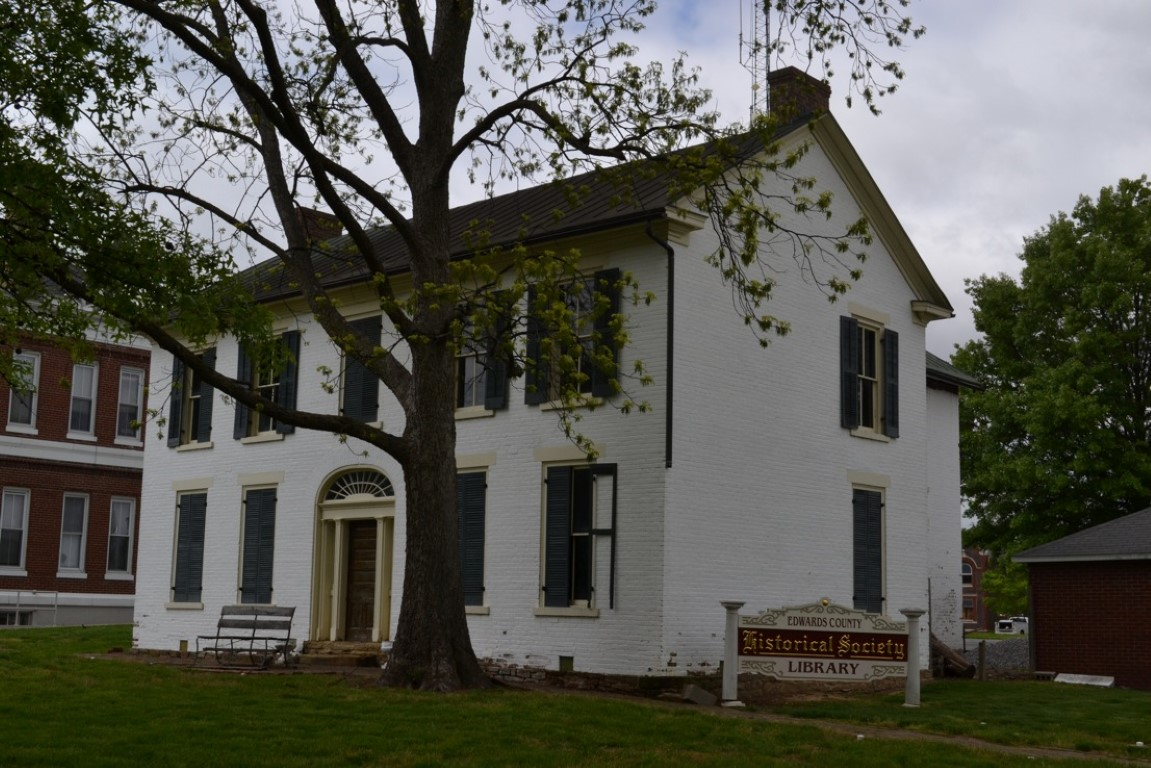 Old Edwards County Jail (Medium)