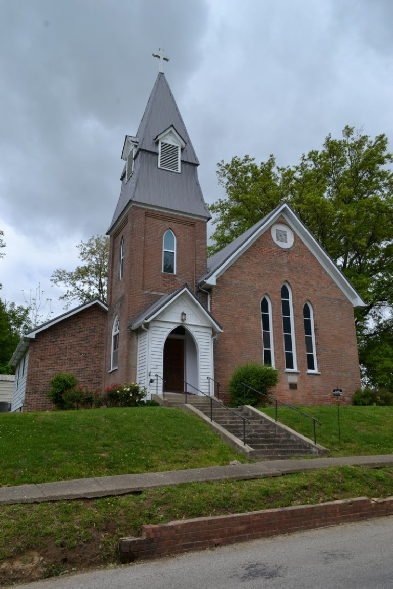 St. John Episcopal Church (Medium)
